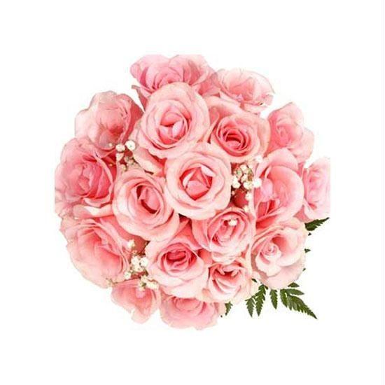 Comprar buqu de 18 rosas rosas floresnaweb for Rose color rosa antico