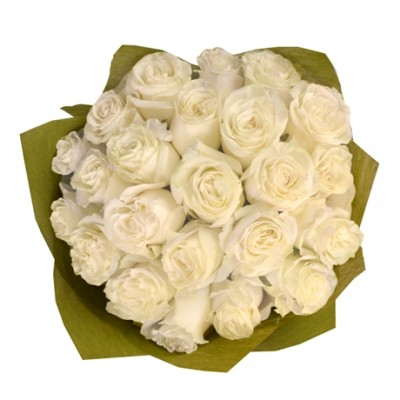Bouquet 24 White Roses