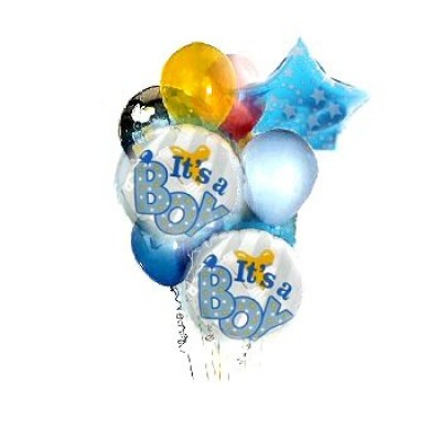 balloon-bouquet-baby-boy