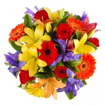 colorful-flower-bouquet-spain