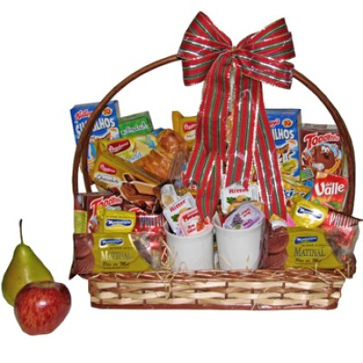 Breakfast Giftbasket for Two