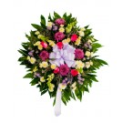 Peaceful Memories Wreath