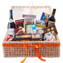 Sweet and Savory Gift Basket