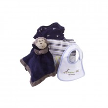 New Arrival Baby Boy Gift Basket
