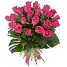 Ramo de 24 Rosas Rosadas
