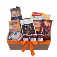 Cesta de Delicias Gourmet Brasil