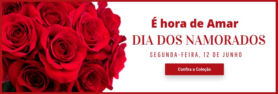 Flores para Todo o Brasil Dia dos Namorados 2017