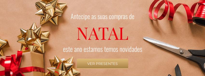 Presentes de Natal - Flores e Cestas de Presente - Entregamos em Todo o Brasil
